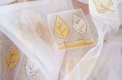 Tkanina wypalanka - ecri,beż,żółty