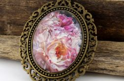 Medalion Boho Flowers