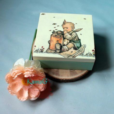 Pudełko wspomnień dla chłopca