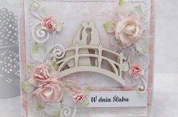 Ślub na mostku - komplet z pudełkiem