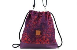 Plecak/torba Mili Funny Bag - fioletowy