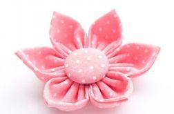 Spinka do włosów kwiatek PEONY PINK