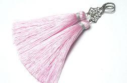 Alloys Collection Boho /l. pink/ - kolczyki