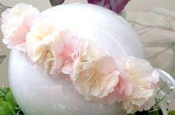 Kwiatowy wianuszek komunijny W-002