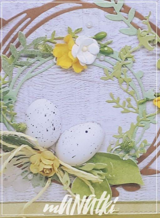 Karnet..Wiosennie...Wielkanocny czas -
