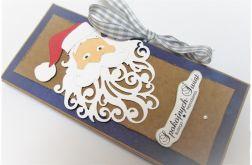 Czekoladownik-Boże Narodzenie-niebieski
