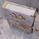 Pudełko Księga Ślubna -