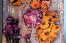 Kolaż Kwiatowy03