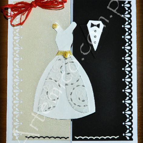 Zaproszenia ślubne, kartki na ślub