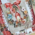 Kartka świąteczna Home For Christmas 1 GOTOWA