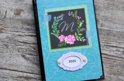 Kalendarz książkowy A5 układ dzienny 2020 #18