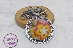 Medalion - Kwiat - Fabricate