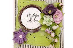 Kartka na ślub - #694