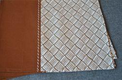 4 podkładki pod talerze - sznurki