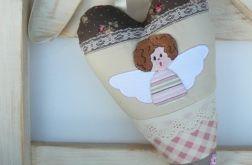 Serce z aniołem – Zawieszka