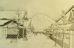 Góra Fuji w Nikko