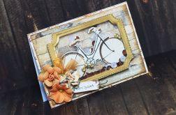 Moc życzeń - shakerbox z rowerem