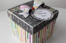 Pudełko - Dzień Nauczyciela