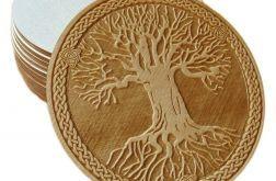 Zestaw x4 Celtyckie drzewo życia 2
