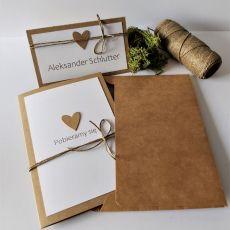 Przaśne zaproszenia na ślub