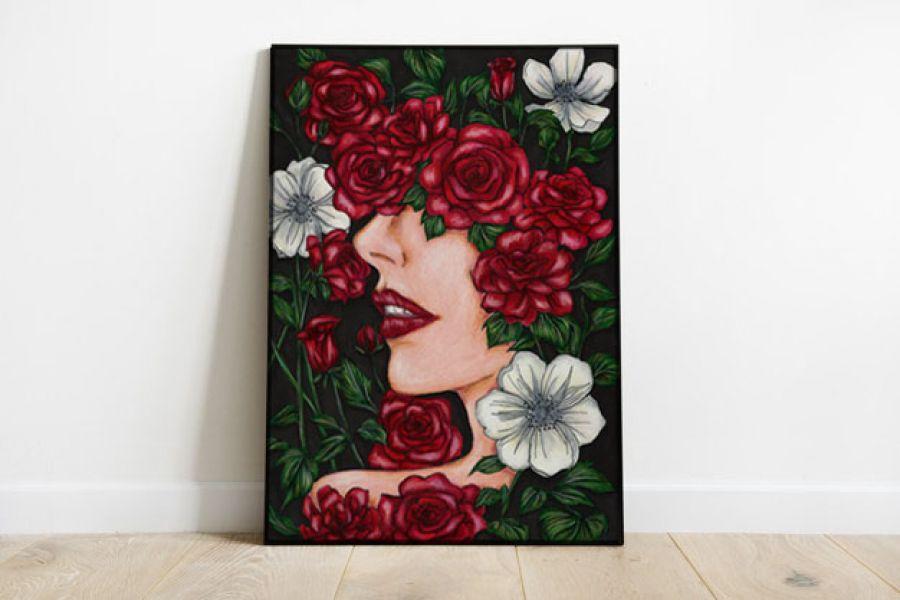 Gaj różany
