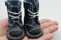 Buty dla lalek handmade 5,5cm