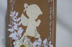 Kartka dla dziecka - chrzest święty