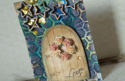 Kartka Walentynkowa 075)