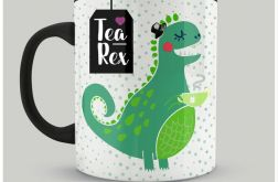 Kubek Tea-Rex