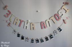 Girlandy urodzinowe
