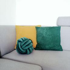 Poduszka dekoracyjna supeł,KNOT,PIŁKA,kolory