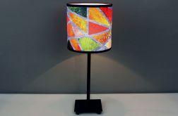 Kolorowa lampa biurkowa nIEZAMKNIĘTY kOLOR S