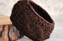 Bransoletka w sweterku