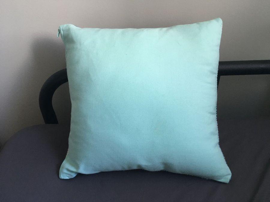 Poduszka cieniowana - Poduszka cieniowana tył.