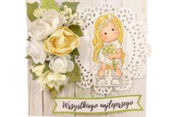 Kartka - dla Panny Młodej #522
