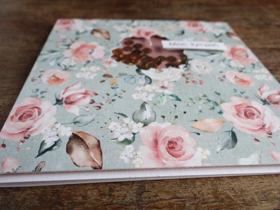 Kwiat SHAKER MOC ŻYCZEŃ - Detal2