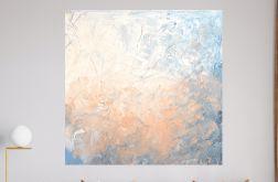 Obraz ręcznie malowany 80x80