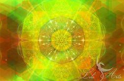 Obraz - Mandala dobrego nastroju - płótno