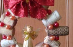 """wieniec bożonarodzeniowy """"winny"""""""