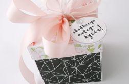 Pudełko na ślub Wiosenne konstelacje