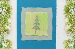 Kartka świąteczna minimalizm 60