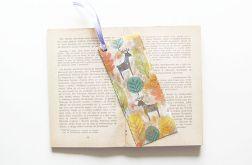 Zakładka do książki z jelonkami - nr1