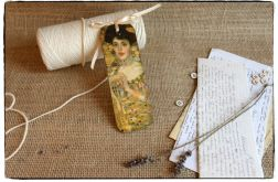 Zakładka do książki, Adela Gustav Klimt