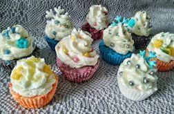 Musujące babeczki kąpielowe - muffinki