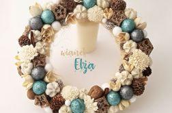 Elza- wianek świąteczny