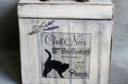 Pudełko Chat Noir