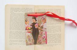 Vintage zakładka do książki - Śląsk