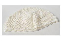 8 szydełkowa czapka na lato