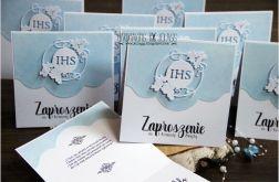 Zaproszenie na komunię-IHS
