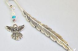 Anioł ze Swarovskim
